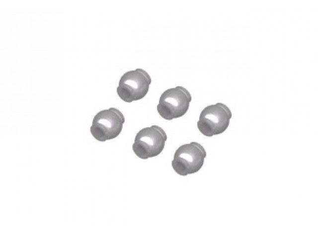 Balls dia. 6mm with 3mm hole -04599