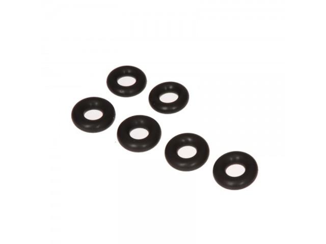 O-ring damper set hard, LOGO 600/690 SX -04617