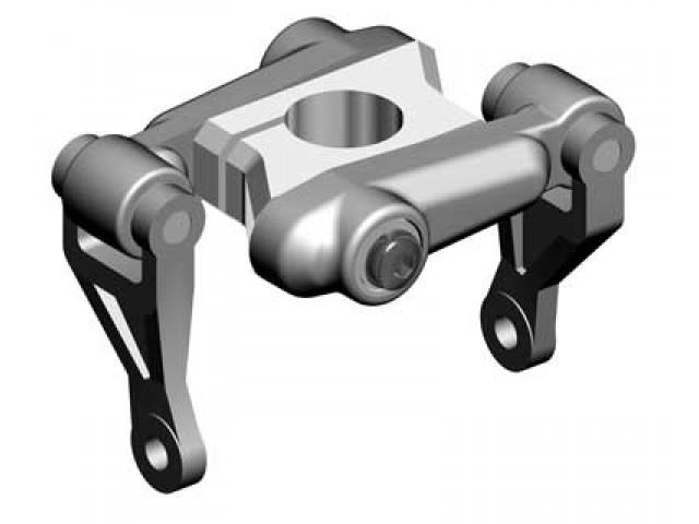 Swashplate Driver for V-Bar head, dia. 10mm -04018