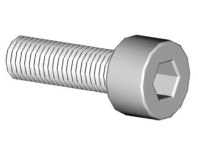 Socket head cap screw M4x12 -01972