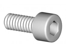 Socket head cap screw M6x12 -01981