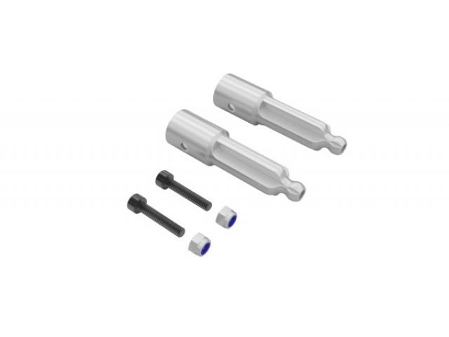 Coupling for torque tube, LOGO 700 -05037