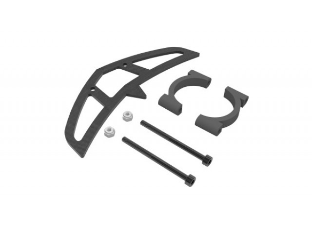 Horizontal fin with clamps, LOGO 700 -05042