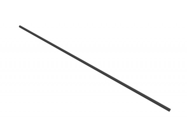 Torque tube 10x743mm, LOGO 700 -05036
