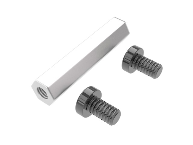 Distance bolt for tail gear box, LOGO 480 -04832