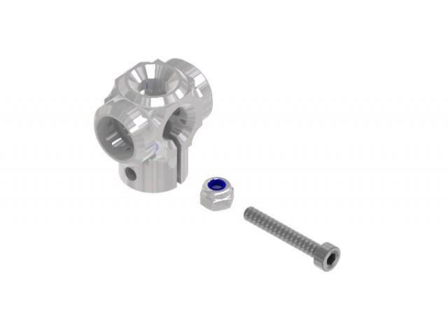 Tail rotor hub, LOGO 700/800 -04584
