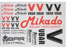 VBar / VControl decal set -04901