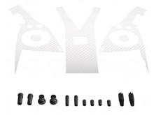 Custom Line Upgrade Kit Carbon transparent, VControl -05081