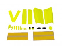 Custom Line upgrade kit neon-yellow, VBar Control -05076