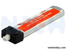 Brainergy 3.7V 220mAh 45C 1S1P Lipo Battery Pack