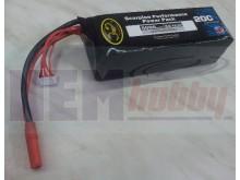 Scorpion 5000mAh 18.5V 20C 5S1P Lipo Battery Pack