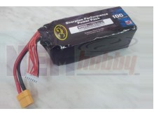 Scorpion 8000mAh 22.2V 10C 6S1P Lipo Battery Pack