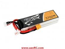 TATTU 3700mAh 14.8V 45C 4S1P Lipo Battery Pack