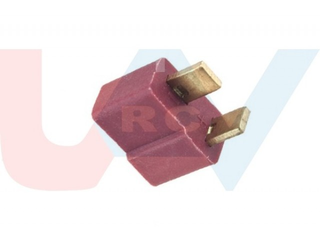 Connector Gold T-Plug -Female