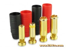 Connector Gold AS150 Ant-Spark -Pair