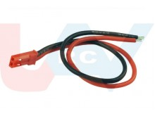 Connector Gold JST Silicone Cable 10cm -Female