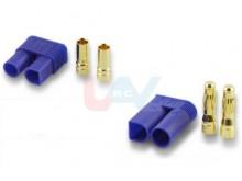 Connector Gold EC3 -Pair