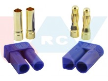 Connector Gold EC5 -Set