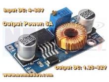 Regulator 32V/5A Adjustable Step Down Voltage