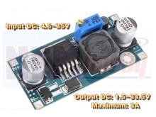 Regulator 33V/3A Adjustable Step Down Voltage