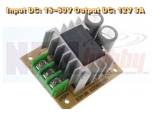Voltage Regulator 12V at 3A