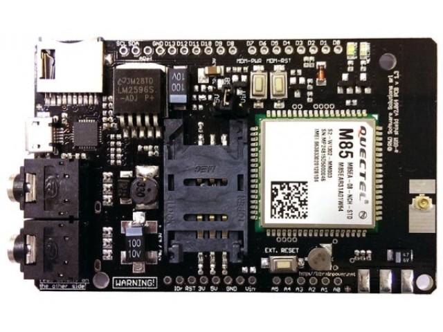 Arduino - Rasberry PI GSM/GPRS/SMS/DTMF Shield + Arduino Hearders (bundled)