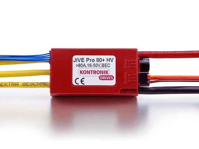 ESC Kontronik JIVE Pro 80+ HV -4630