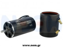 Tsunami Pro Seaking 4074-2000KV Brushless Motor with Cooling case