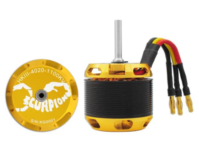 Scorpion HKIII-4020-1100KV