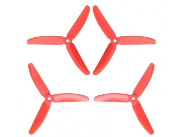 3Blade 5040 Gemfan Master Series 2Pair/4pcs -CodeRed
