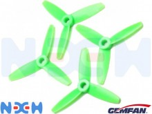 3Blade 3035BN Gemfan PC Unbreakable Props 2Pair/4pcs -Green