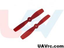 Bullnose 3.5x4.5 Propeller set CW/CCW -Red